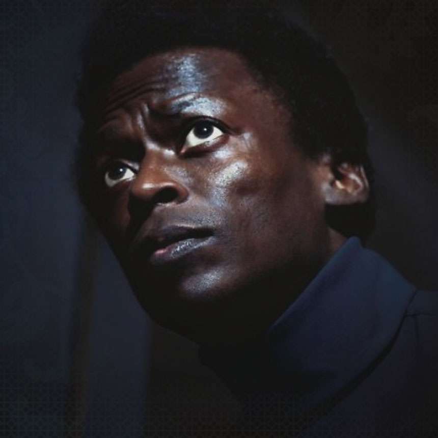 Photo of Miles Davis by Lee Friedlander
