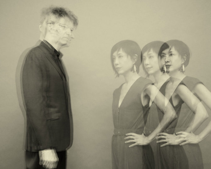 photo of Nels Cline and Yuka C. Honda